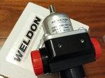 Weldon 2047 Fuel Injected Bypass Regulator