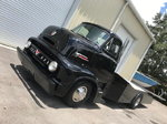 New Build 1953 Ford C500 COE Cab Over hauler custom