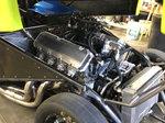 Super Gas Corvette roadster