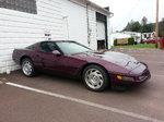 SCCA B-Street Corvette