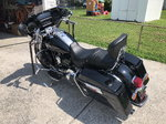 2010 Harley Davidson Road King with only 3500 miles