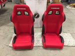 NEW CORBEAU Racing Seats