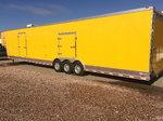 2007 Cargo Mate Eliminator 48 ft Only 800 miles on it likene