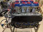 TRD 355 USAC Silver Crown Engine