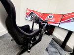 Proffesional Racing Simulator VRacer