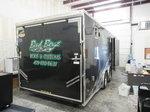 2017 24ft race car trailer