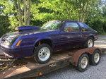 1986 Fox body Mustang