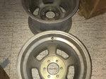Halibrand 12 X 16 Magnesium Wheels - Brand New