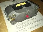 JFZ Drum to disk brake conversion for 67-69 Camaro