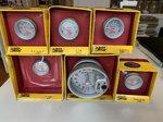 Auto Meter Pro Comp UltraLite gauges