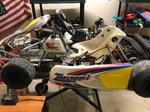 Zanardi - Rotax 125cc Kart