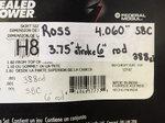 "ROSS blower pistons SBC 4.060"""