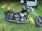 1958 Harley Davidson Chopper