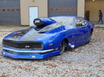 68 Garret Race Car Camaro