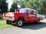 55 Chevy Gasser - Former Car Craft Cover Car