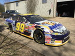 2011 Michael Waltrip Nationwide car