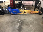 2011 Mike Bos Jr Dragster
