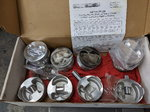 Ford 331 forged pistons