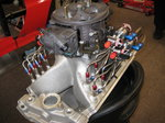 Induction Solutions BBC 2 Stage Nitrous System Intake