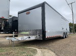 2019 Sundowner 28' All Aluminum Race Car Hauler