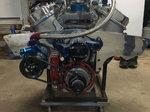 """511"""" Full Drag Roller Motor"""