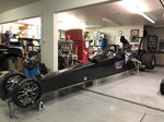 "REDUCED!!!! 2012 M&M Top Dragster 256"" wb"
