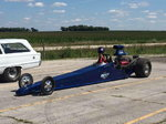 1993 M&W Dragster