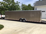 2015 Enclosed Trailer