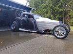 1934 Drag car