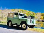 1962 LAND ROVER 11A 88