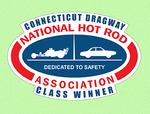 Connecticut Dragway Class Winner Decal