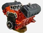 572ci Big Block Hemi Long Block Crate Engine