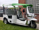 ETUK-Like a Golf Cart