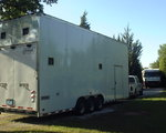 30' Stacker Trailer for Sale