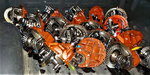 nascar ford 9 inch cambered rears hubs rotors