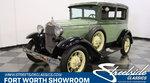 1931 Ford Model A 2-Door Sedan
