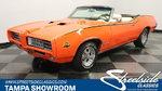 1969 Pontiac GTO Convertible Judge Tribute