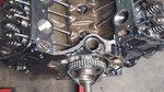 429 C8VE 4V head motor