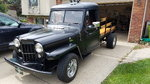 53 Willys for sale