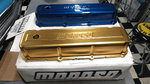 Moroso aluminum BB Ford valve covers