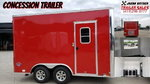 2020 United 8.5X14  Concession Trailer (USED) #15000