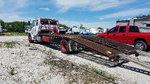 2002 Freightliner FL60 car hauler