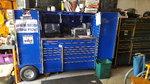 Snap-On Pit Box Tool Wagon