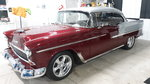 1955 chevy bel air hard top. Ls high end car