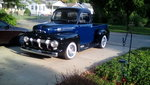 1952 Ford Tr 350/350