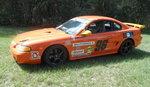 Ford Mustang Cobra Racecar
