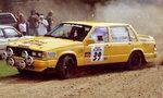 A Treasure Trove of Volvo Rally Goodness