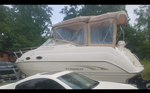 24 ft stingray sleeper boat