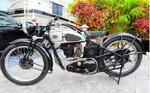 1939 BSA B26 350cc VINTAGE MOTORCYCLE