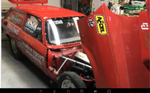 Price reduced *** CHEVROLET VEGA PANEL CHASSIS CAR COMPLETE